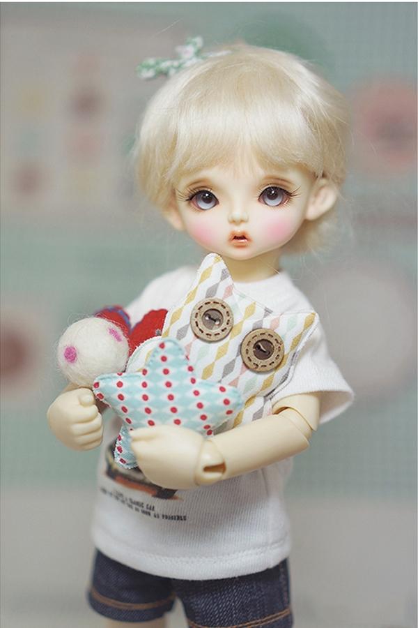 ドール本体 mayo 女男 BJD人形 SD人形 1/6サイズ 人形ボディ製品図4