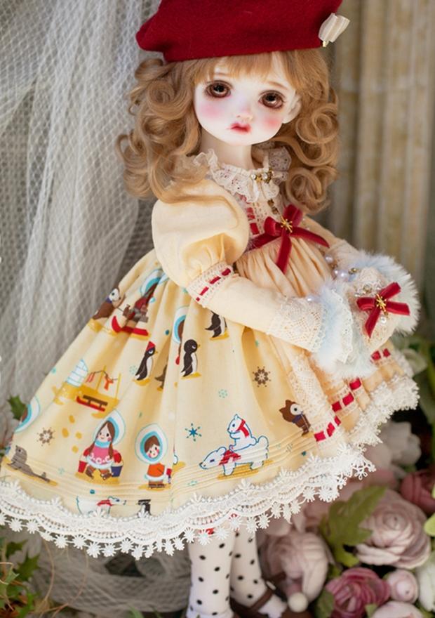 ドール本体 Melissa RL 巨児 女の子 BJD人形 SD人形 1/4サイズ 人形ボディ製品図7