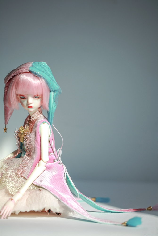 ドール本体 DC Bella BJD人形 SD人形 女性 1/4サイズ人形ボディ製品図5