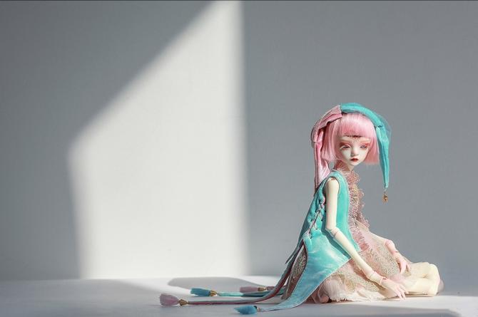 ドール本体 DC Bella BJD人形 SD人形 女性 1/4サイズ人形ボディ製品図3
