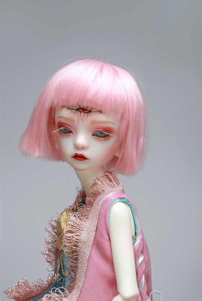 ドール本体 DC Bella BJD人形 SD人形 女性 1/4サイズ人形ボディ製品図4
