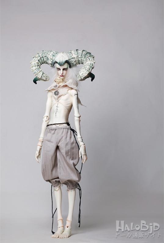 ドール本体 「Doll-Chateau」DC Mephisto.Pheles BJD人形 SD人形 男性 1/3サイズ人形ボディ製品図5