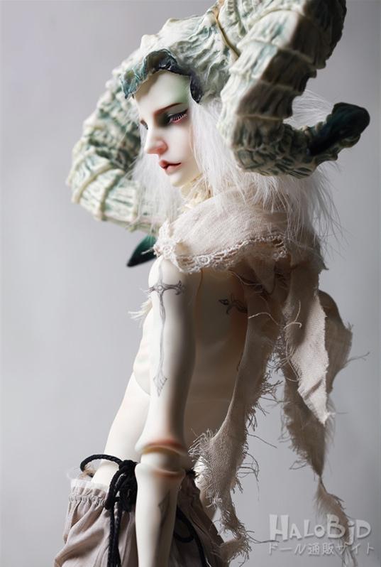 ドール本体 「Doll-Chateau」DC Mephisto.Pheles BJD人形 SD人形 男性 1/3サイズ人形ボディ製品図1