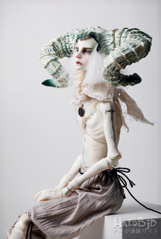 ドール本体 「Doll-Chateau」DC Mephisto.Pheles BJD人形 SD人形 男性 1/3サイズ人形ボディ製品図2