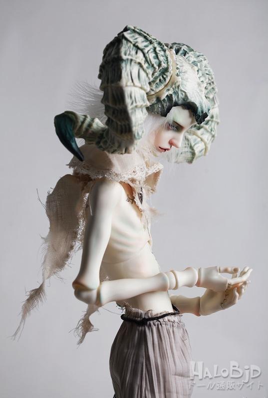 ドール本体 「Doll-Chateau」DC Mephisto.Pheles BJD人形 SD人形 男性 1/3サイズ人形ボディ製品図3