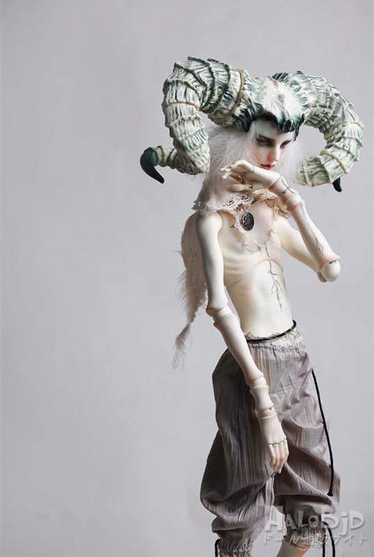 ドール本体 「Doll-Chateau」DC Mephisto.Pheles BJD人形 SD人形 男性 1/3サイズ人形ボディ製品図4