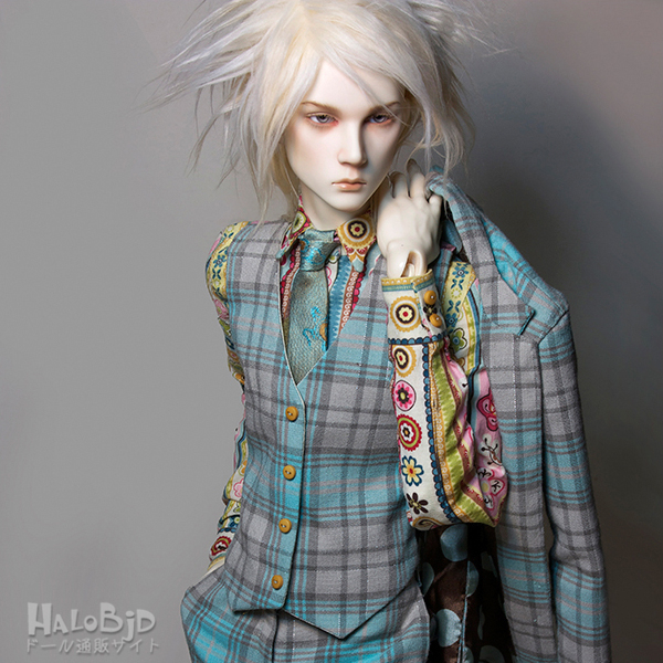 ドール本体 Craft DS GooHwa BJD人形 SD人形 男性 1/3サイズ人形ボディ製品図3