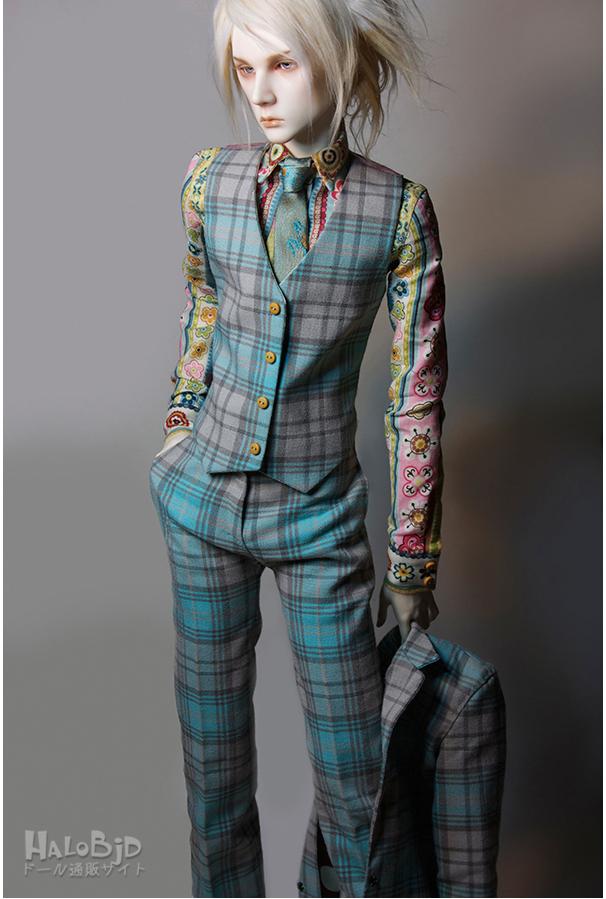 ドール本体 Craft DS GooHwa BJD人形 SD人形 男性 1/3サイズ人形ボディ製品図4
