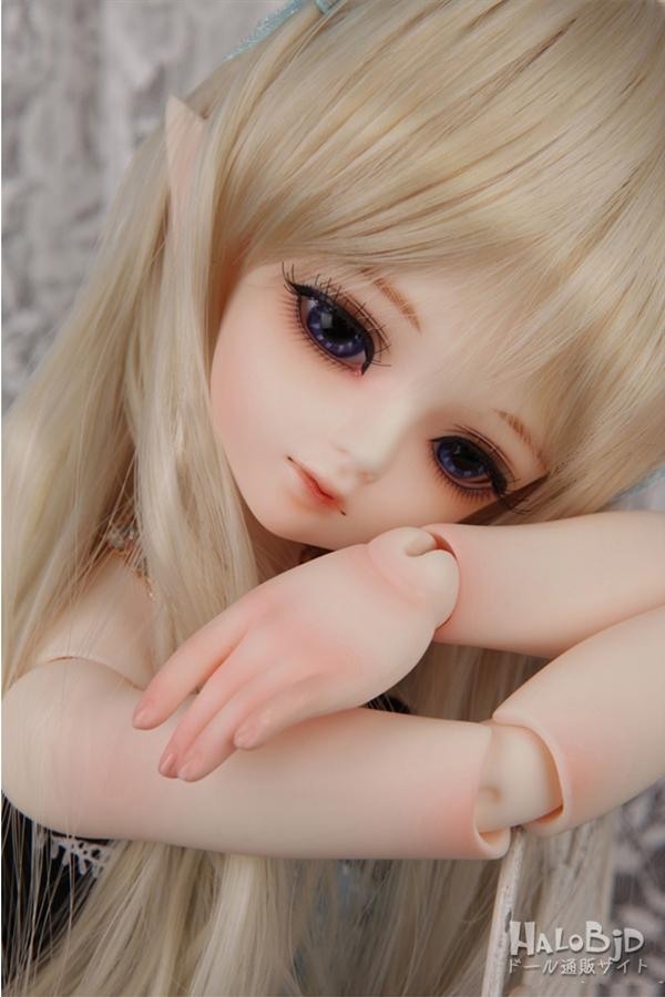 ドール本体 hodoo doll BJD人形 SD人形 1/4サイズ 女の子 人形ボディ製品図1