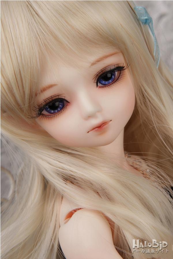 ドール本体 hodoo doll BJD人形 SD人形 1/4サイズ 女の子 人形ボディ製品図2