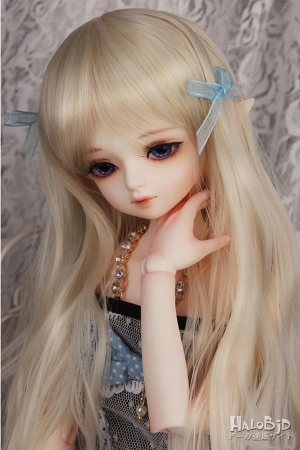 ドール本体 hodoo doll BJD人形 SD人形 1/4サイズ 女の子 人形ボディ製品図3