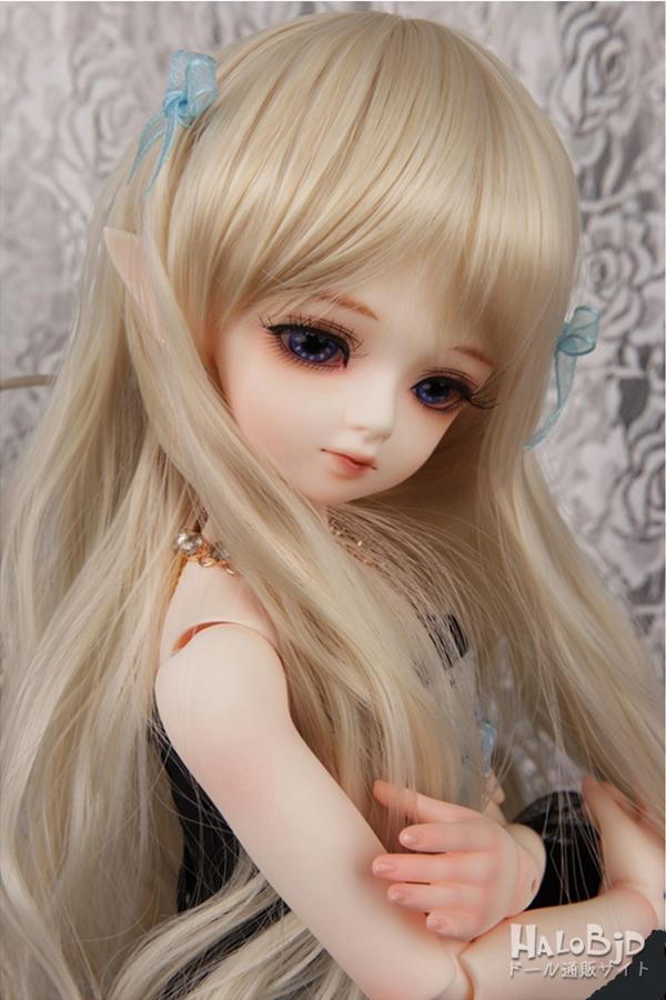 ドール本体 hodoo doll BJD人形 SD人形 1/4サイズ 女の子 人形ボディ製品図4
