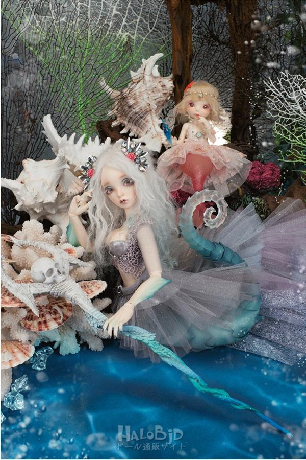 ドール本体 Realfee Mari BJD人形 SD人形 1/7サイズ 特体 女の子 人形ボディ製品図6