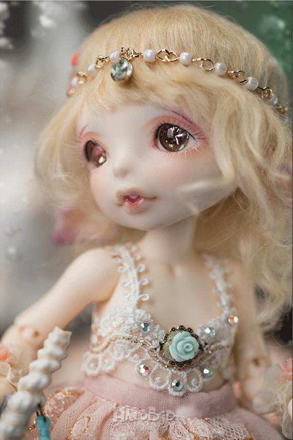 ドール本体 Realfee Mari BJD人形 SD人形 1/7サイズ 特体 女の子 人形ボディ製品図1