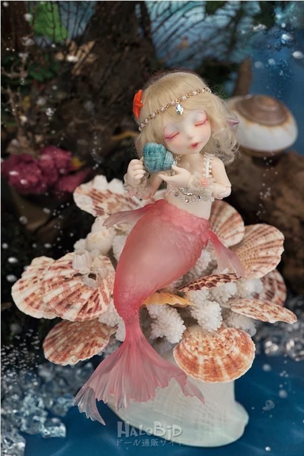 ドール本体 Realfee Mari BJD人形 SD人形 1/7サイズ 特体 女の子 人形ボディ製品図3