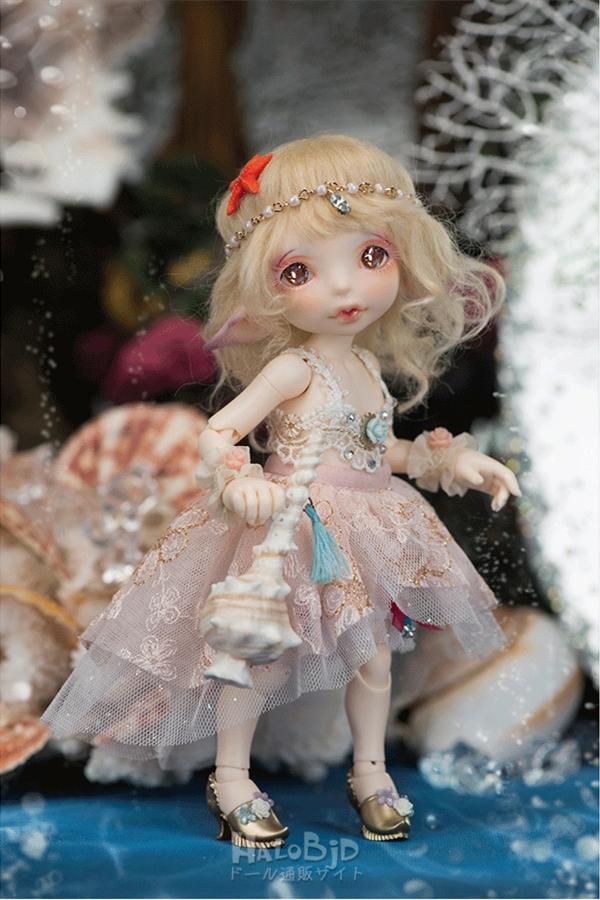ドール本体 Realfee Mari BJD人形 SD人形 1/7サイズ 特体 女の子 人形ボディ製品図4