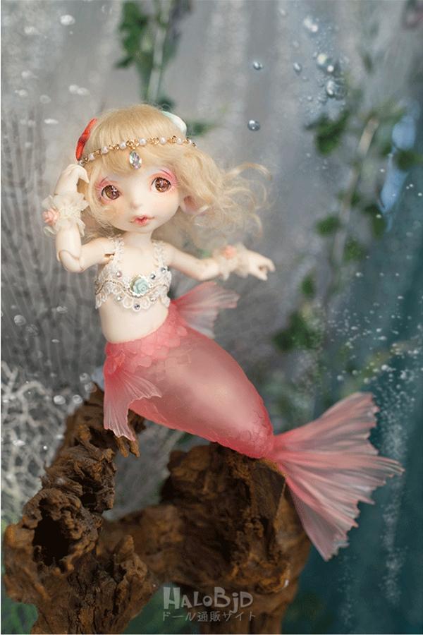 ドール本体 Realfee Mari BJD人形 SD人形 1/7サイズ 特体 女の子 人形ボディ製品図5