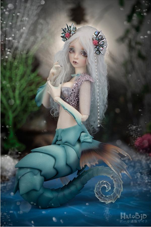 ドール本体 Sia BJD人形 SD人形 1/4サイズ 女の子 人形ボディ製品図5