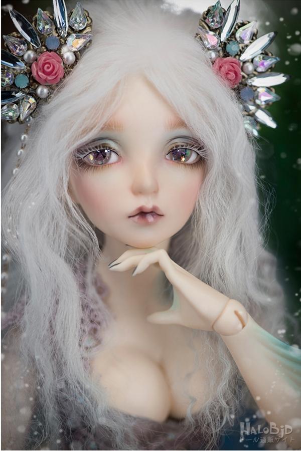 ドール本体 Sia BJD人形 SD人形 1/4サイズ 女の子 人形ボディ製品図1