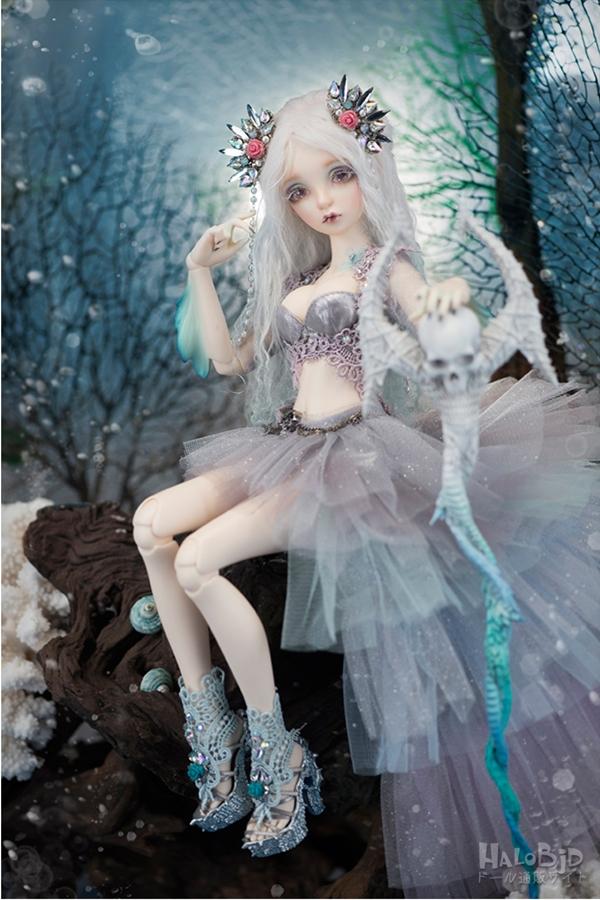 ドール本体 Sia BJD人形 SD人形 1/4サイズ 女の子 人形ボディ製品図4