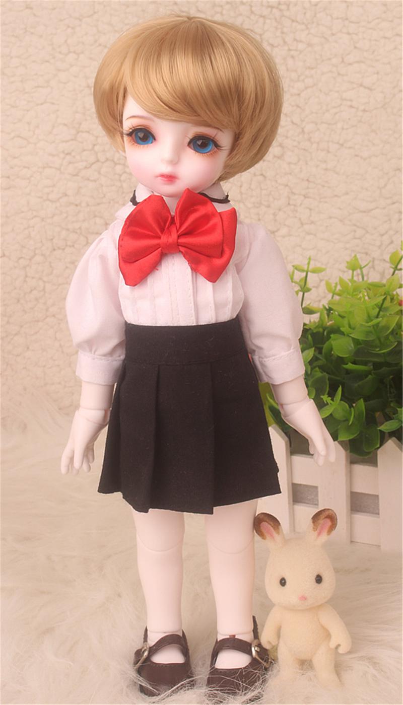 ドール衣装 lina Angeli BJD衣装 サイズが注文できる製品図5