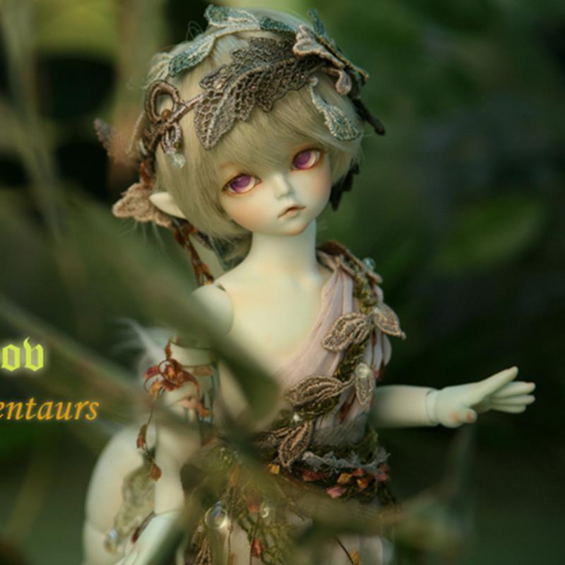 ドール本体 Soom Aloa & Sov 人馬 BJD人形 SD人形  1/6男女製品図1