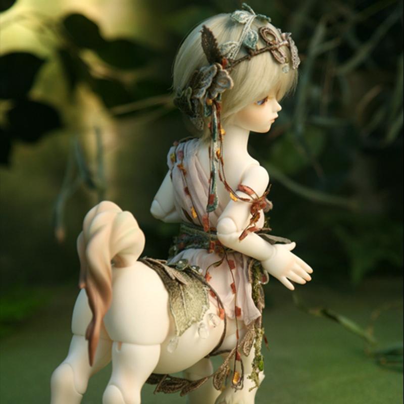 ドール本体 Soom Aloa & Sov 人馬 BJD人形 SD人形  1/6男女製品図2