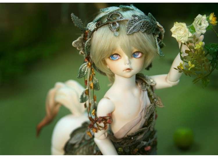 ドール本体 Soom Aloa & Sov 人馬 BJD人形 SD人形  1/6男女製品図4