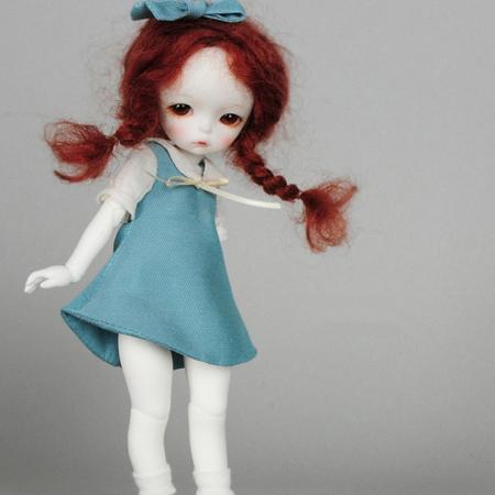ドール本体 LUTS Kid Delf Headドールボディー BJD人形 SD人形 1/4製品図2