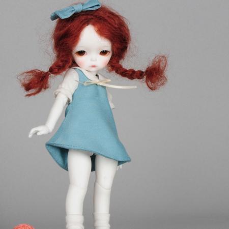 ドール本体 LUTS Kid Delf Headドールボディー BJD人形 SD人形 1/4製品図4
