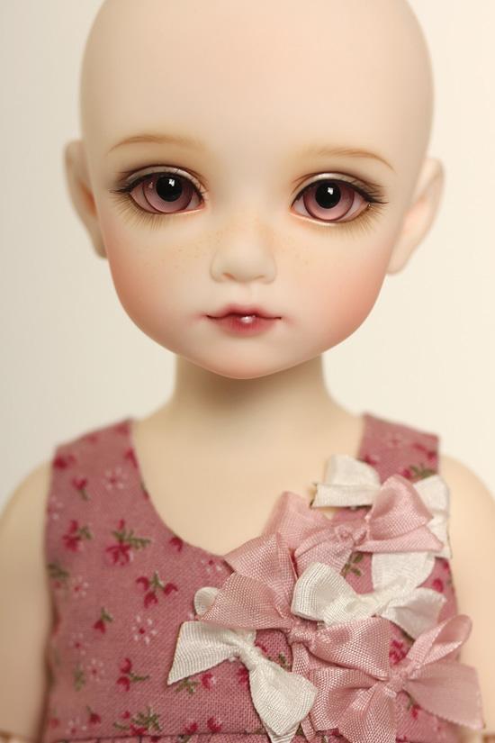 ドール本体 IPHOUSE Bid Bonnieドールボディー BJD人形 SD人形 1/6 製品図6