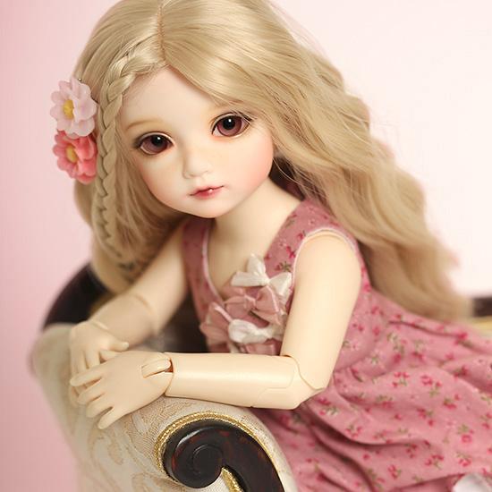 ドール本体 IPHOUSE Bid Bonnieドールボディー BJD人形 SD人形 1/6  製品図1