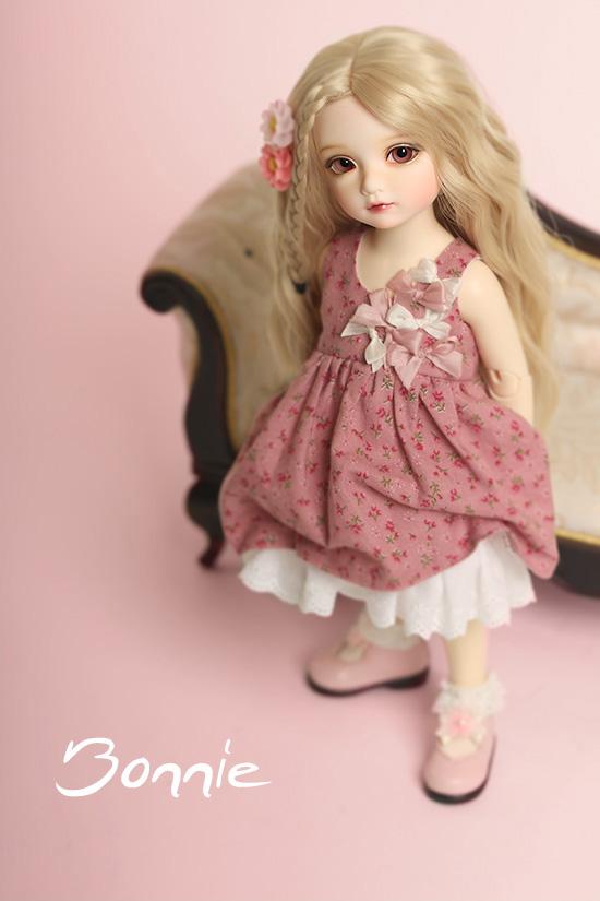 ドール本体 IPHOUSE Bid Bonnieドールボディー BJD人形 SD人形 1/6 製品図5