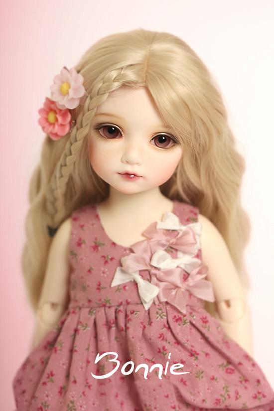 ドール本体 IPHOUSE Bid Bonnieドールボディー BJD人形 SD人形 1/6  製品図2
