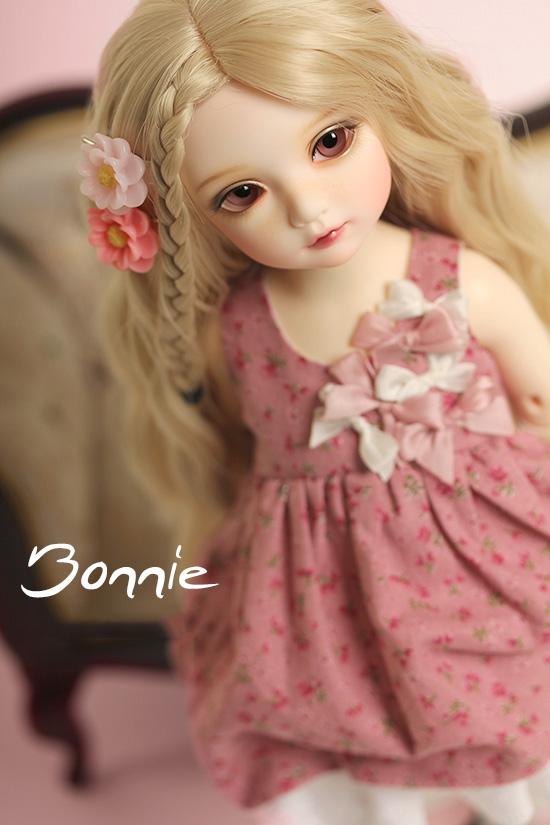 ドール本体 IPHOUSE Bid Bonnieドールボディー BJD人形 SD人形 1/6 製品図3