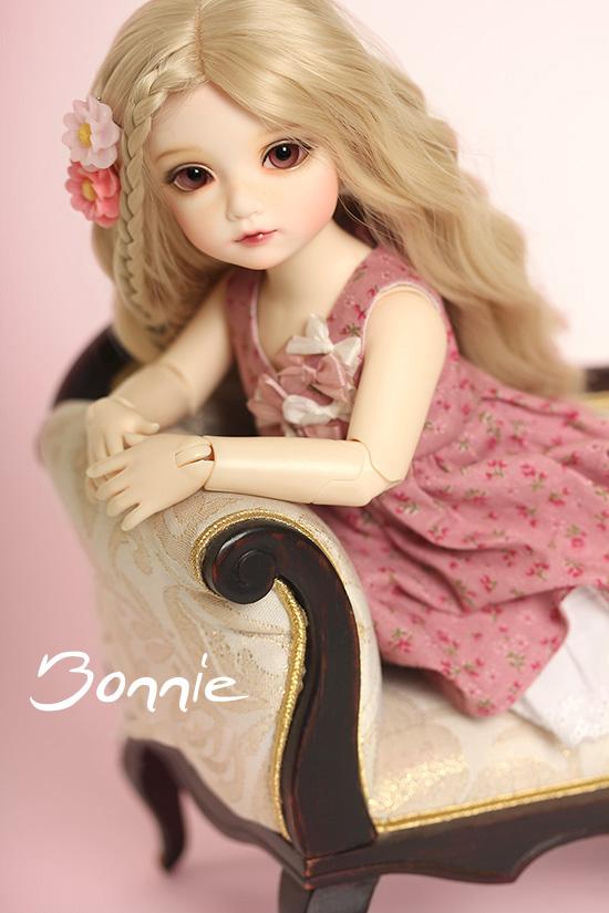ドール本体 IPHOUSE Bid Bonnieドールボディー BJD人形 SD人形 1/6 製品図4