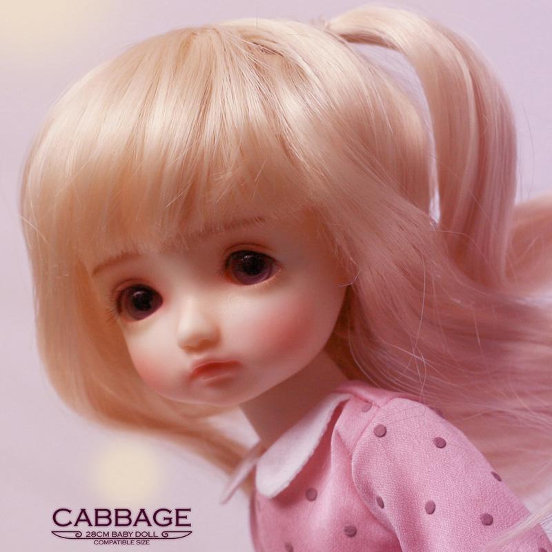 ドール本体 Luts boryドールボディー BJD人形 SD人形 1/6 製品図1