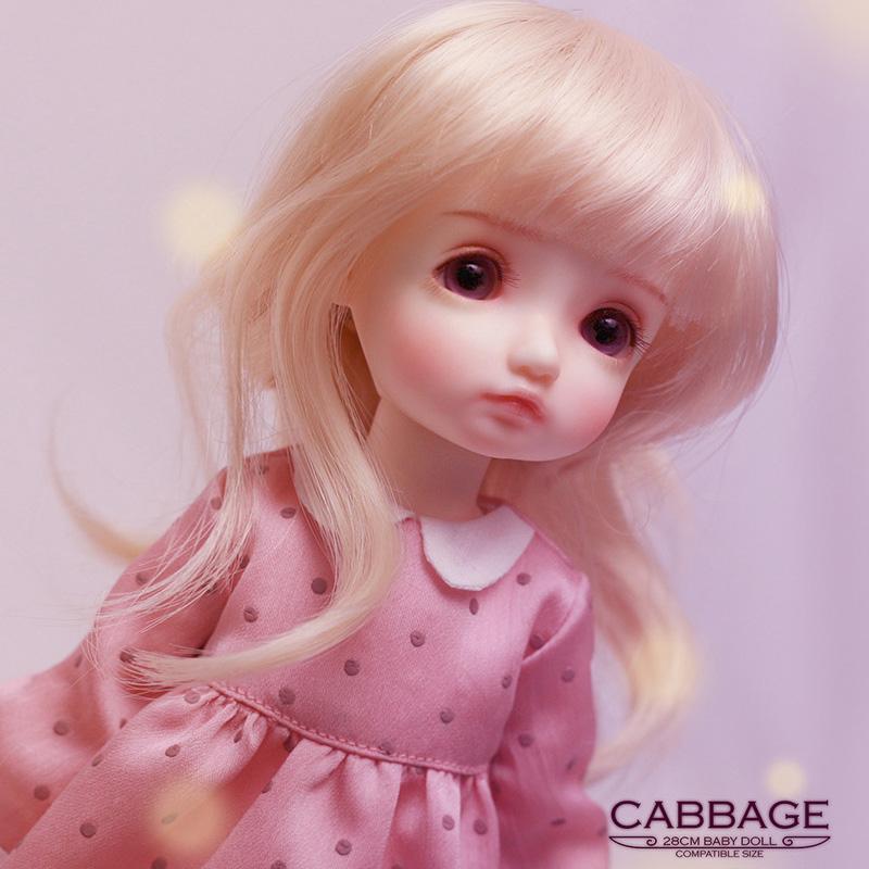 ドール本体 Luts boryドールボディー BJD人形 SD人形 1/6 製品図4