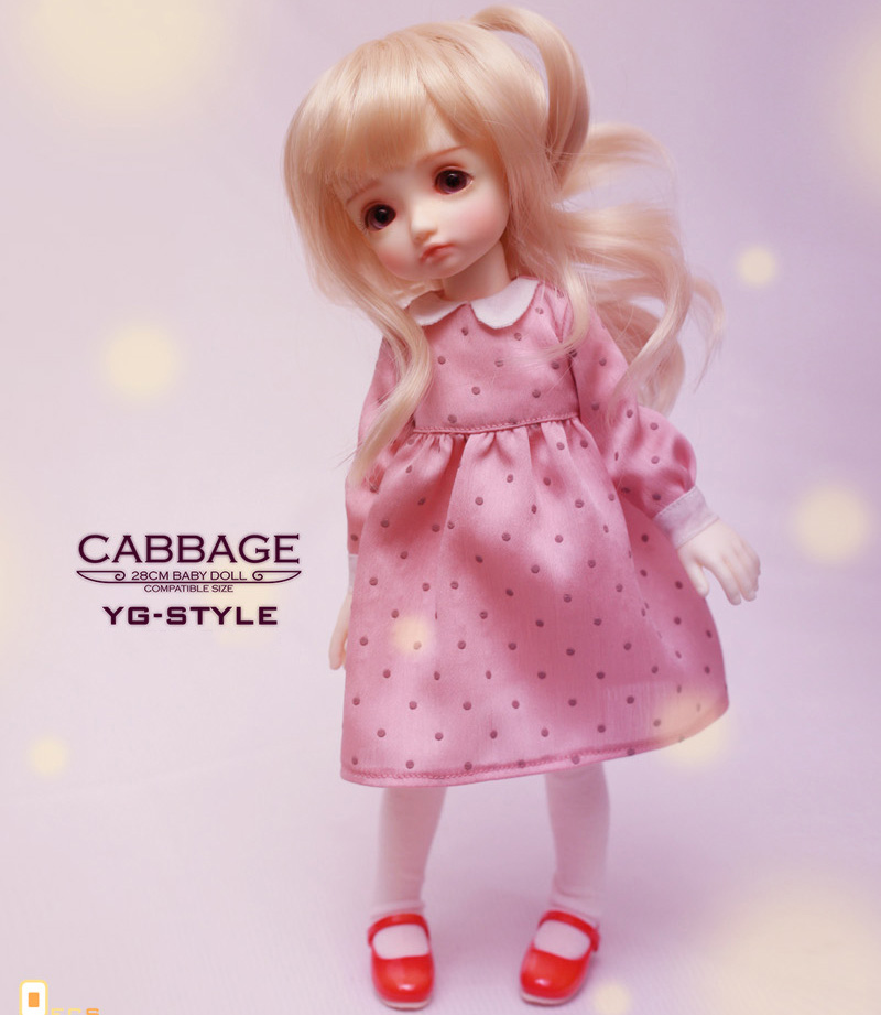 ドール本体 Luts boryドールボディー BJD人形 SD人形 1/6 製品図5