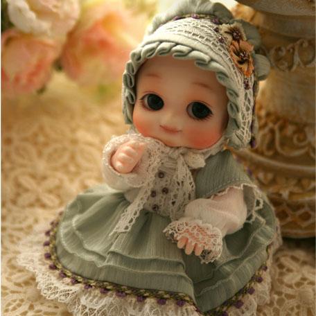 ドール本体 SOOM Happy Baby Chooドールボディー BJD人形 SD人形 1/8製品図2