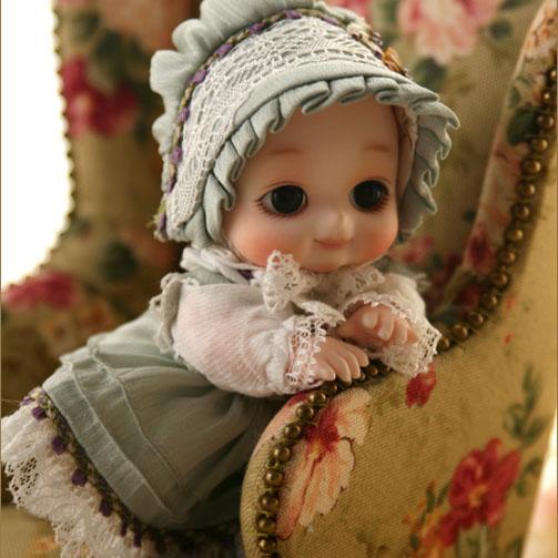 ドール本体 SOOM Happy Baby Chooドールボディー BJD人形 SD人形 1/8製品図1