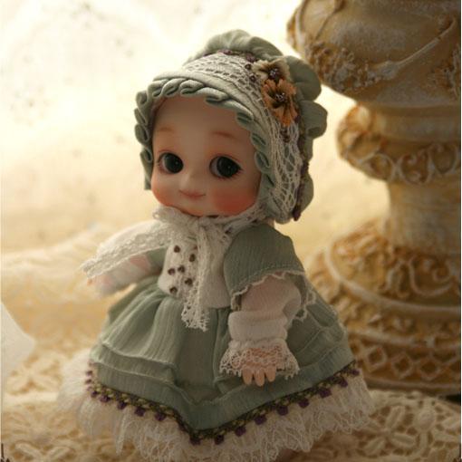 ドール本体 SOOM Happy Baby Chooドールボディー BJD人形 SD人形 1/8製品図3