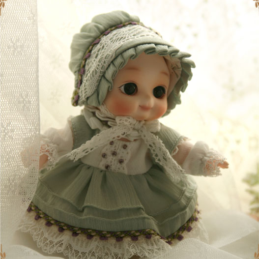 ドール本体 SOOM Happy Baby Chooドールボディー BJD人形 SD人形 1/8製品図4