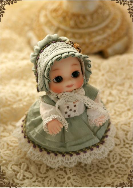 ドール本体 SOOM Happy Baby Chooドールボディー BJD人形 SD人形 1/8製品図5