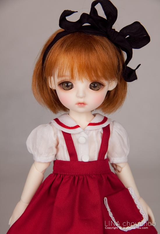 ドール本体 lina daisyドールボディー BJD人形 SD人形 1/6製品図2