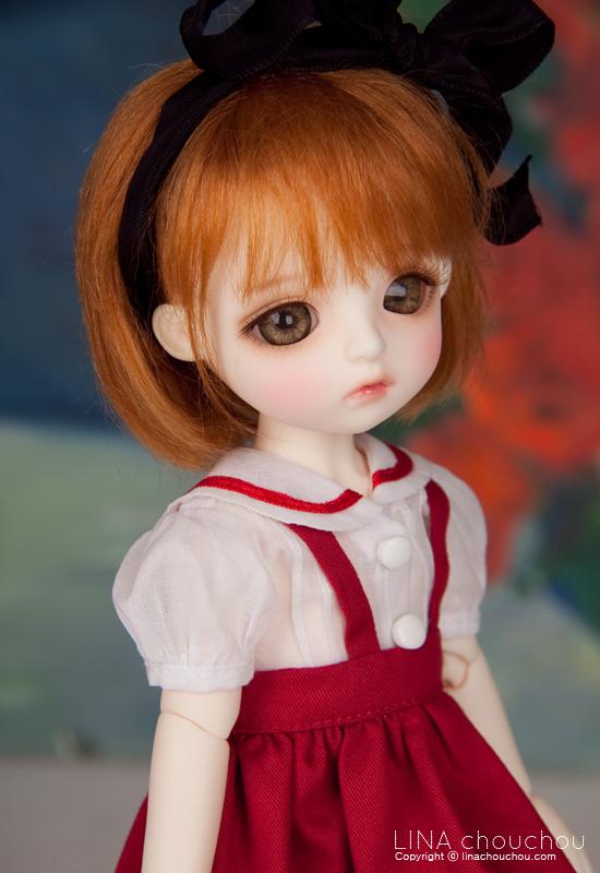 ドール本体 lina daisyドールボディー BJD人形 SD人形 1/6製品図3