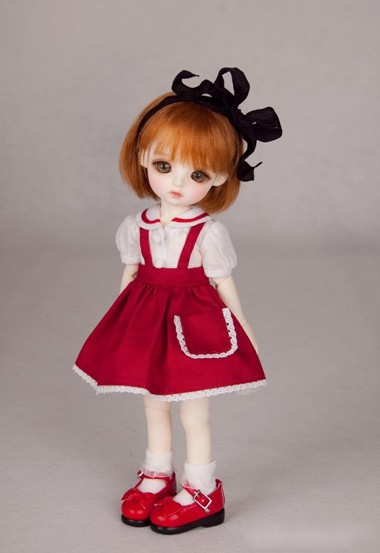 ドール本体 lina daisyドールボディー BJD人形 SD人形 1/6製品図5