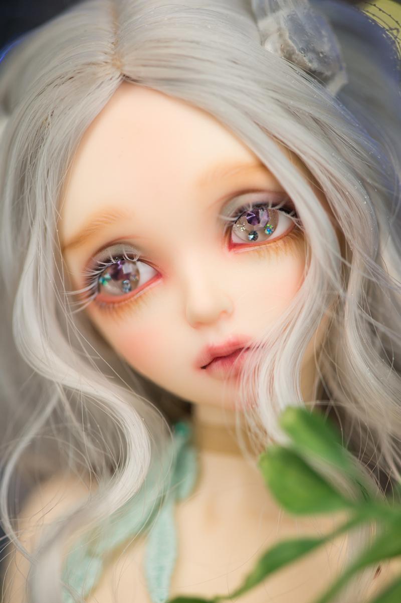 ドール本体 Minifee Evaドールボディー BJD人形 SD人形 1/4製品図2