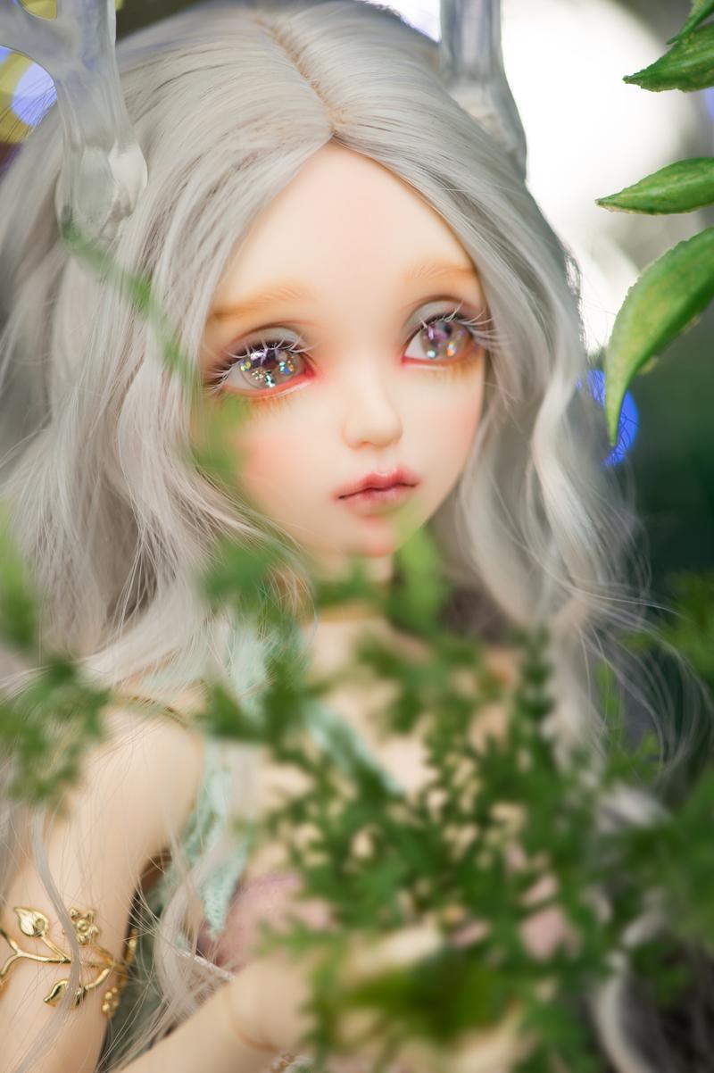 ドール本体 Minifee Evaドールボディー BJD人形 SD人形 1/4製品図3