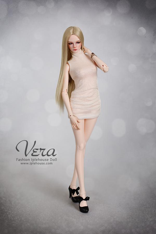 ドール本体 iphouse Fid Veraドールボディー アイを贈る BJD人形 SD人形 1/4女性製品図5